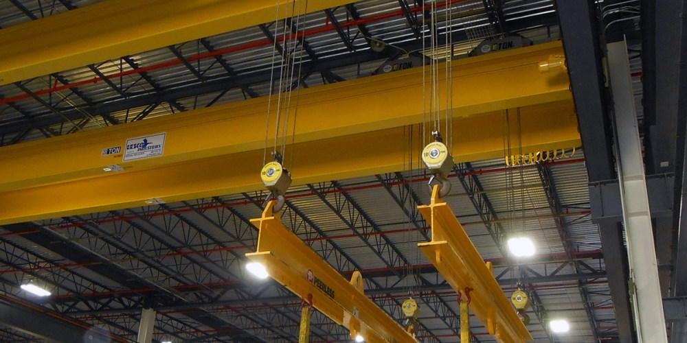 building the perfect crane