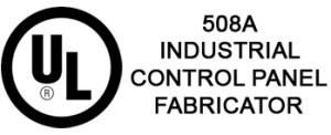 UL508a industrial control panel fabricator