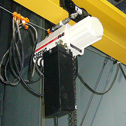 distributor hoists