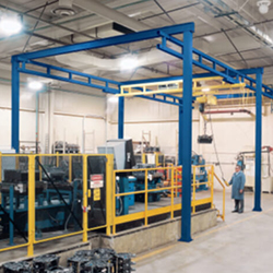 distributor workstation cranes