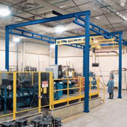 distributor workstation cranes