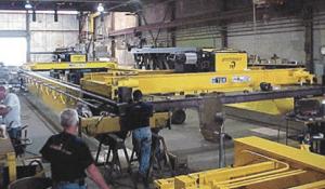 crane fabrication
