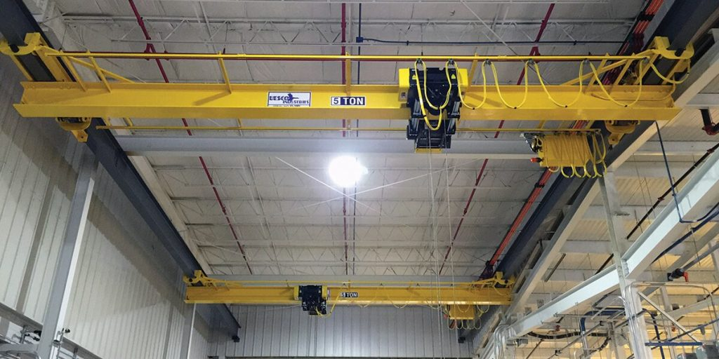 uesco overhead crane experts