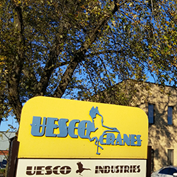 uesco sign