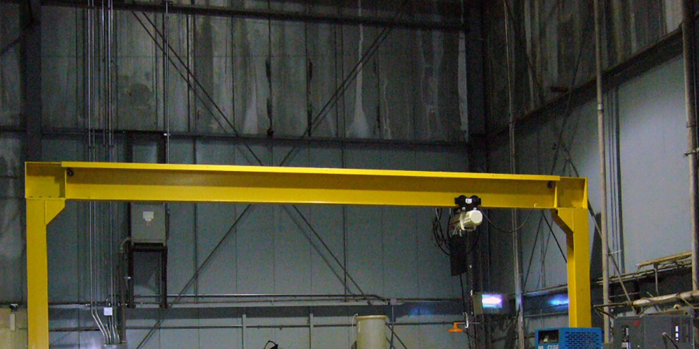 Monorail Crane Systems