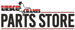 uesco cranes parts store logo