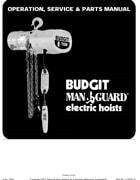 Budgit Manual