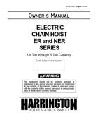 Harrington Manuals