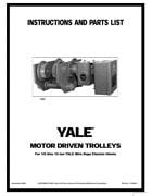 Yale Parts Manual